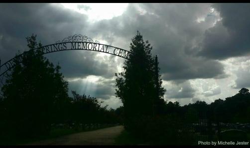 Michelle Jester cemetery 4453b