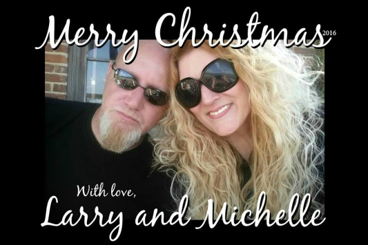 2016 Michelle Jester Christmas Card